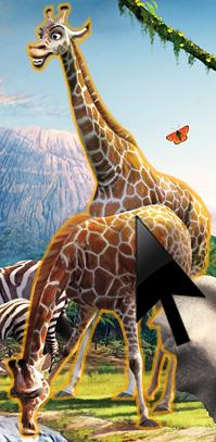 Sound of the giraffe online